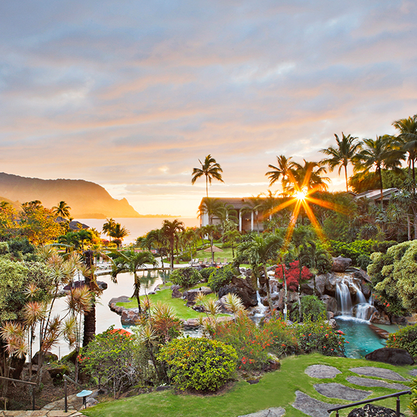 Hanalei Bay Resort, Grand Pacific Resorts