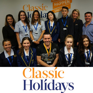 Classic Holidays Inspires Career Paths For Local High School Students
