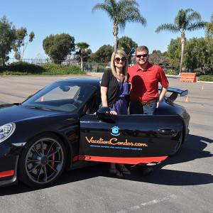 GNEX 2015 Dream Car Challenge, VacationCondos.com