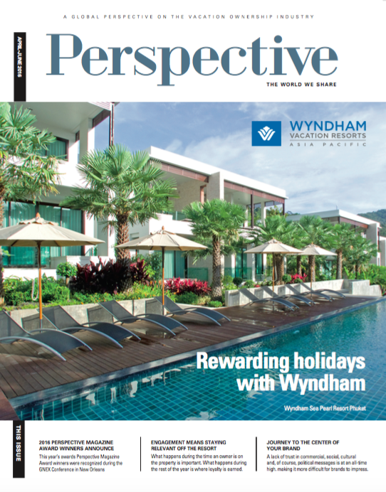 Perspective Magazine: April - June 2016