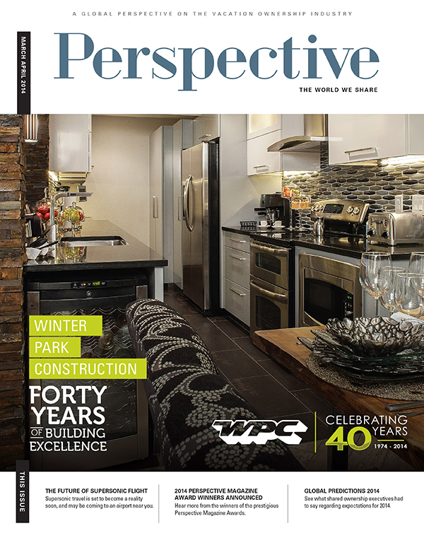 Perspective Magazine: March - April 2014