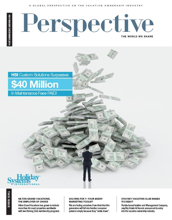 Perspective Magazine: November - December 2014