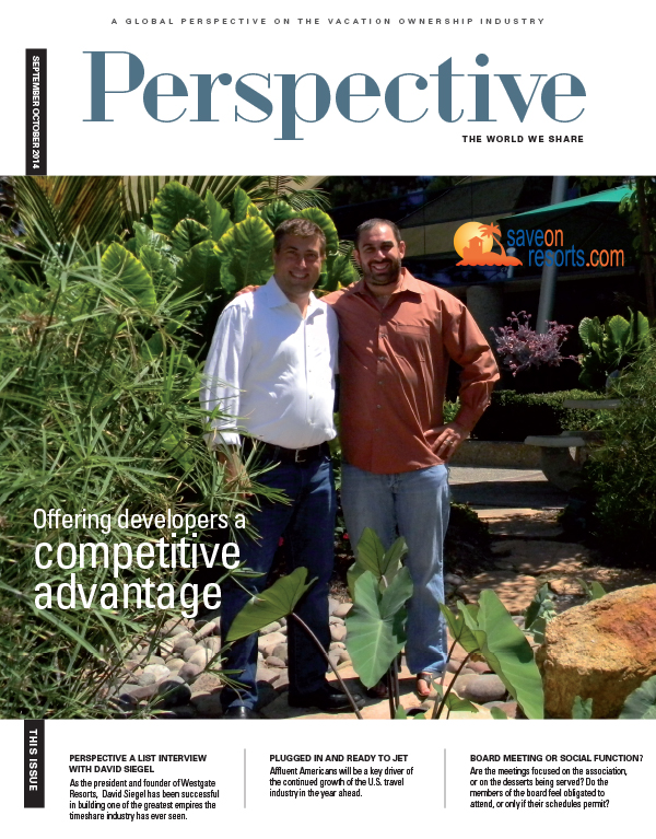 Perspective Magazine: September - October 2014