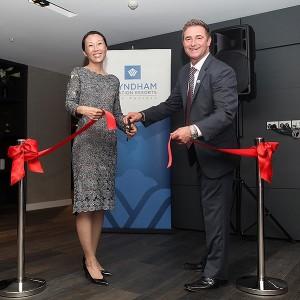 Wyndham Hotel Melbourne Opening