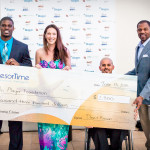 ResorTime Raises More Than $10,000 For The Pro Player Foundation And The National Multiple Sclerosis Society