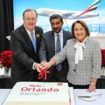 Emirates Touches Down In Orlando