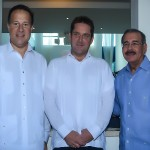 Presidents Of The Dominican Republic And Panama Join Lifestyle Holidays Vacation Club President Markus Wischenbart For Historic Resort Visit