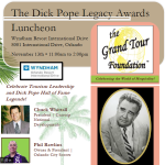 2015 Dick Pope Legacy Hall Of Fame Inductees Announced