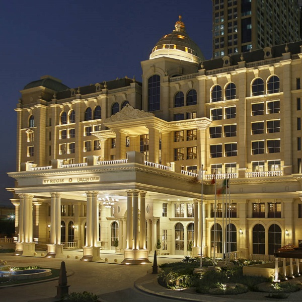 Exclusive Hotel In Dubai: The St. Regis Dubai To Unveil The First Bentley Suite In