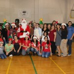 Interval International Employees Make Holidays Special For South Miami Children