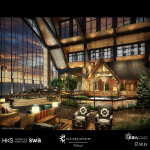 Gaylord Rockies Resort And Convention Center Hosts Ceremony To Mark Commencement Of Vertical Construction