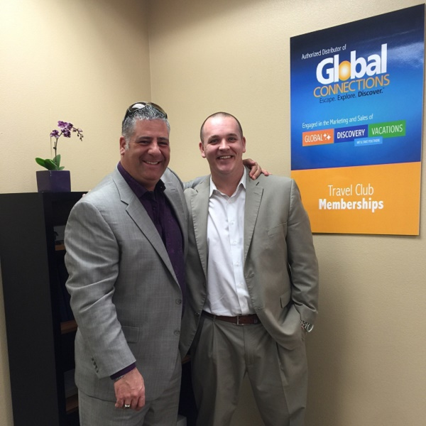 Global Connections Distributor Club Loco In Expansion Mode Las