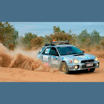 Team Classic Take on Red Centre in Endeavour Rally
