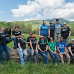 RTX Employees Participate in Asheville's Days of Impact
