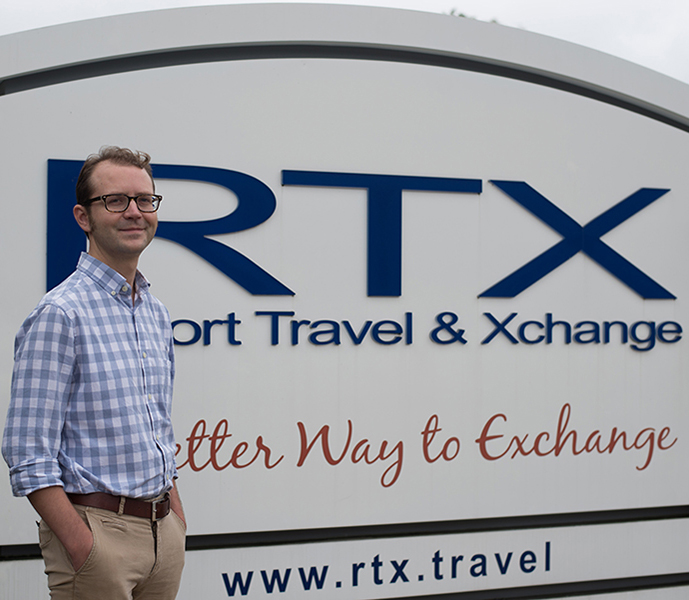 RTX Recognizes Charles Clapp with Quarterly Award