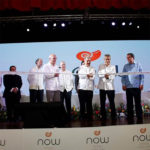 Now® Onyx Punta Cana Welcomed the President of the Dominican Republic during a Special Ceremony at the Newly Opened Resort