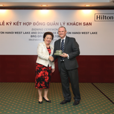 Hilton Signs Agreement with BRG Group to Manage 610-Room Dual-Branded Hotel in Vietnam