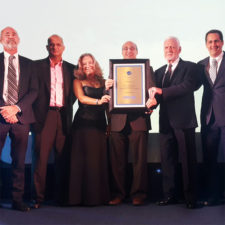 Interval International Presents Royal Resorts Caribbean with Special Award Recognizing its Contributions to ST. Maarten Shared Ownership Industry