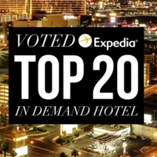 Westgate Las Vegas Named A Most Popular Las Vegas Hotel by Expedia