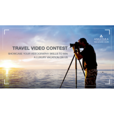 Anantara Vacation Club Announces Travel Video Contest