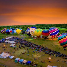 Fifth Annual Balloons Over Horseshoe Bay Resort