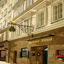 Starwood Hotels & Resorts Continues Asset-Light Strategy with the Sale of Hotel Goldener Hirsch, a Luxury Collection Hotel, Salzburg