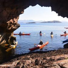 Wilderness Scotland Combines Kayaking & Camping in the Highlands