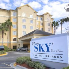 staySky® Suites I-Drive's Thrilling View of Orlando