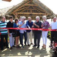 Cocoa Beach Pier opens new end-of-pier Tiki bar