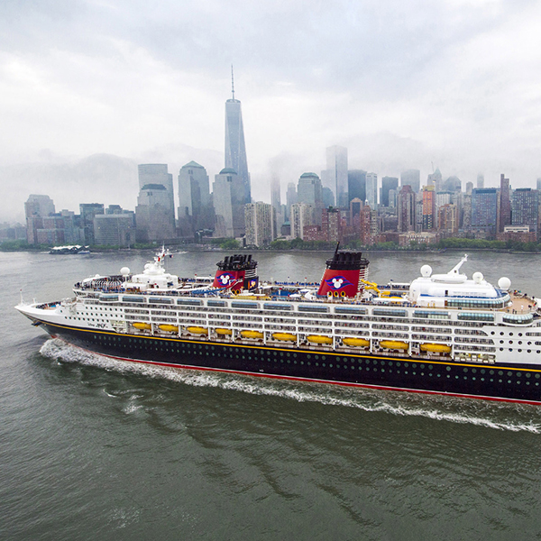 Disney Cruise Line Sails To Bermuda For The First Time And Visits New Ports Including Quebec