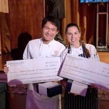InterContinental Mark Hopkins San Francisco and InterContinental Culinary Center Student Win InterContinental® Hotels & Resorts Cooking Competition