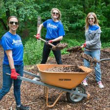 Marriott Takes The Spirit to Serve Into the Community