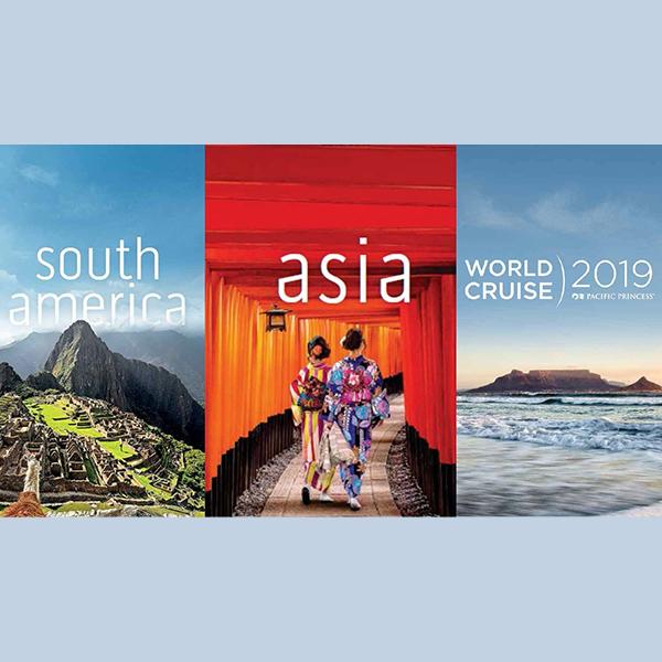 Princess Cruises Debuts 2018 2019 Exotics Sailings