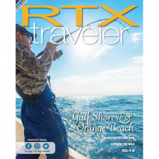 RTX Traveler Magazine's Redesign is Simply Stunning