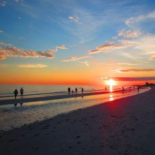 Siesta Beach named Number One Beach in America again by Dr. Beach