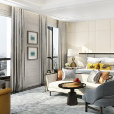 St. Regis Hotels & Resorts Opens in the Heart of Shanghai's Cultural and Business Center