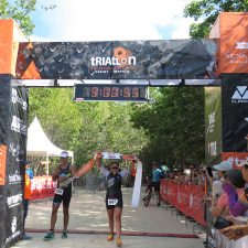 More Than 500 Athletes Crossed the Finish Line in the Seventh Annual Hacienda Tres Ríos Triathlon