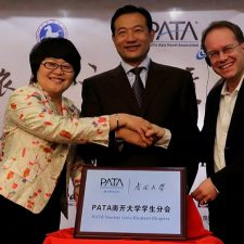 The Pacific Asia Travel Association elects new executive board