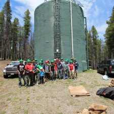 Breckenridge Grand Vacations Offers Employees Volunteering Incentives at FDRD Peaks Trail Cleanup