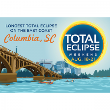 Columbia, S.C. Hosts 4-Day Weekend of 50+ Eclipse Events, with Longest Total Eclipse on East Coast