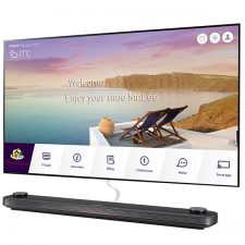 LG Unveils World's Thinnest Hotel TV