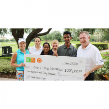 Holiday Inn Club Vacations Raises $250,000 at Annual RCI Christel House Open Golf Tournament