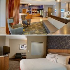 SpringHill Suites St. Louis Brentwood Welcomes Summer With Hot Renovation