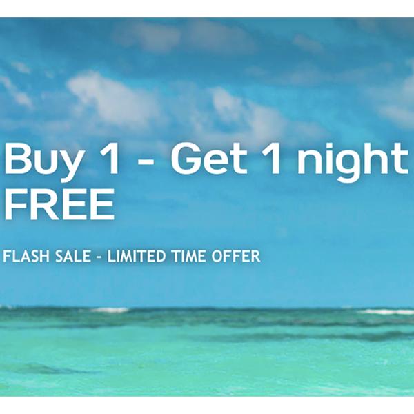 d283bbe274af3 Club Med Flash Sale  Buy One Night