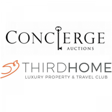 Concierge Auctions Partners with Luxury Travel Club THIRDHOME