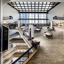 Hilton Atlanta Completes Multi-Million Dollar Public Space, Meeting and Guest Room Renovation