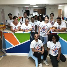 Interval International Returns to Great Heights Academy for Community Service Day