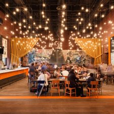 Umami Burger Opens At Hudson Hotel, New York