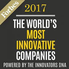 Forbes Names Marriott International One of the World's Most Innovative Companies