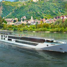 Crystal Bach Joins Award-Winning Crystal River Cruises Fleet